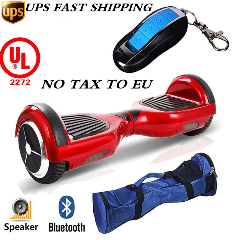 CE UL2272 cheap hoverboard electric giroskuter 2 wheel self balancing scooter
