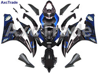 Injection Molding ABS Motorcycle Fairing Kit For Yamaha YZF R6 2006 2007 YZF R6 YZF 600 06 07 R60615