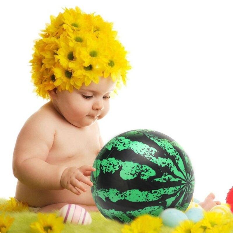 20 см New Kids арбуз мяч надувной мяч ПВХ игрушка детская одежда для малышей Подарки бассейн пляж спорт на открытом воздухе Toys-m22