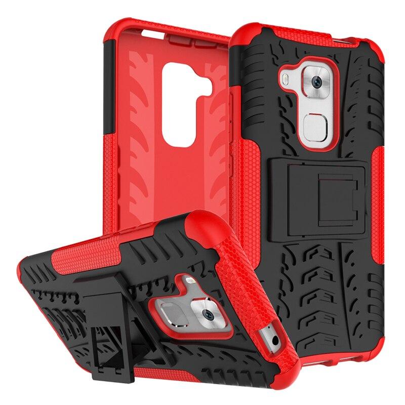 Для <font><b>Huawei</b></font> Nova plus роскошные назад Броня чехол мобильных телефонов аксессуары Сумки Чехлы для <font><b>Huawei</b></font> NOVA Plus 5.5 дюймов Подставка