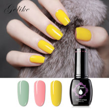 Gelike Nail Gel  15ml UV LED Polish Soak Off Lacquer Need Base &Top Coat Uv Art