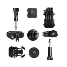 Kaliou Camera Mount Adapter Thumb Screw Knob Bolt Nut J Hook Buckle 5mm for GoPro 6 5 4 3 2 1 SJCAM Camera Accessory