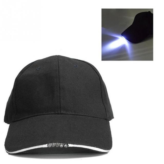 Light LED Hat , for Fishing, Cycling, Camping 1