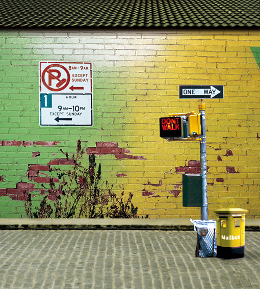 Allenjoy 10*20feet(300*600CM) Photography Background Green yellow signs telon de fondo