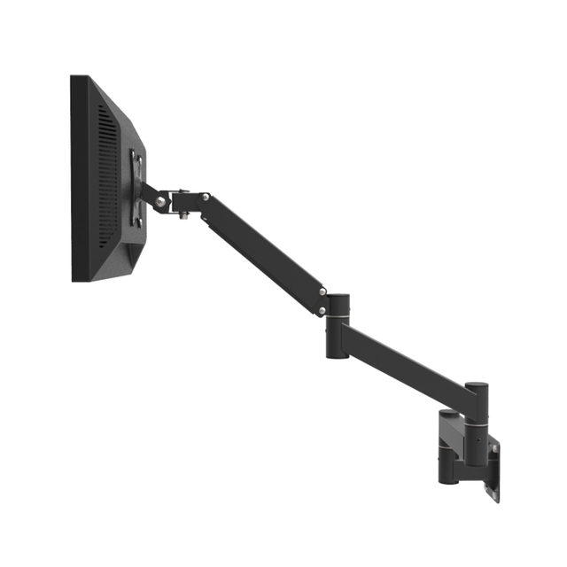 13 21 Lcd Tv Wall Mount Ultra Long Arm Monitor Holder Display
