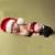 Bebé recién nacido de Navidad Santa Foto Fotografía Proposición de Punto de Ganchillo Sombreros Encantadores Del Traje Trajes Para 0-1 Años Niño Caliente venta