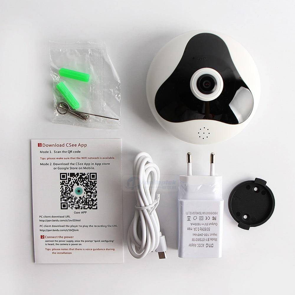 10 3d wifi camera