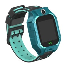 Kids Waterproof Smart SOS Wristwatch 2-Way Audio Call Boys/ Girls Emergency Watch