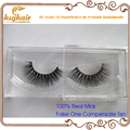2016 Free Shipping High Quality 100% Real Mink 3D Eyelash Handmade 3D Mink Lashes Eyelash Extensions Individual DL-06