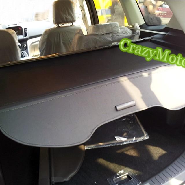 1 unids tronco posterior Del Coche de carga de seguridad protector de la cubierta Para Ford Escape/kuga 2013 2014 2015 2016 2017 coche styling