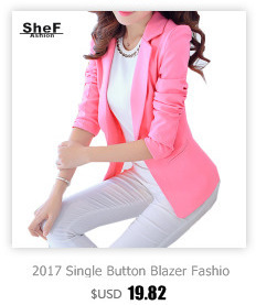 Back To Search Resultswomen's Clothing Womens Blazers Female Business Work Office Formal Styles Suit Yellow Blue White Green Female Jackets Coat Outwear