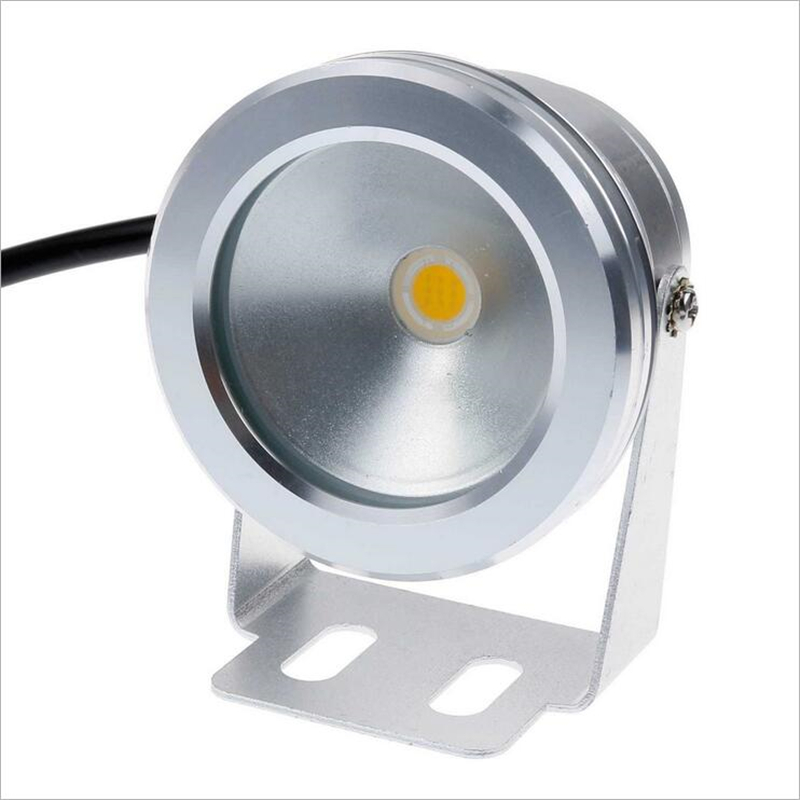 Stainless Steel 12v Ip68 Waterproof Led Underwater