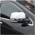 Для Jeep grand cherokee patriot 2011 2012 2013 2014 ABS хромированное Автомобильное зеркало заднего вида с защитным покрытием