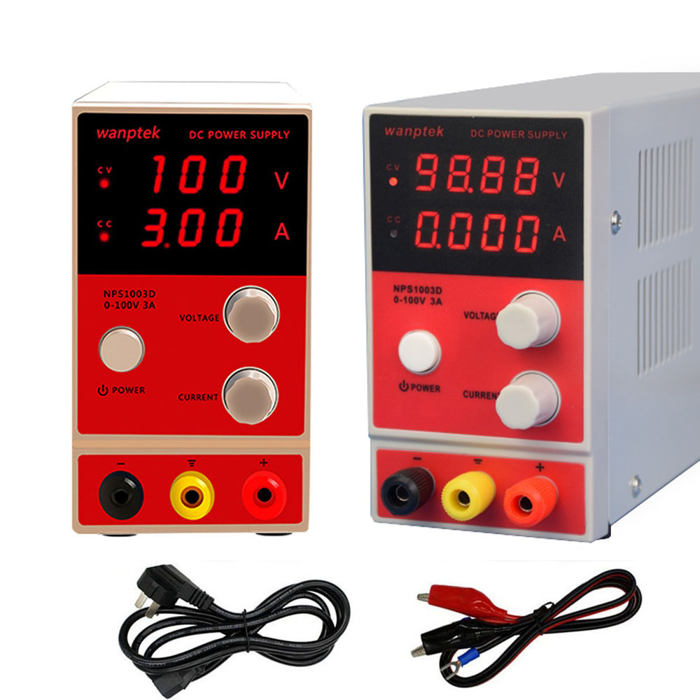 100V 3A NPS1003D Digital Display Adjustable DC Power Supply Regulated Switch Power Supply Modul Switching DC Power Supply100V 3A NPS1003D Digital Display Adjustable DC Power Supply Regulated Switch Power Supply Modul Switching DC Power Supply