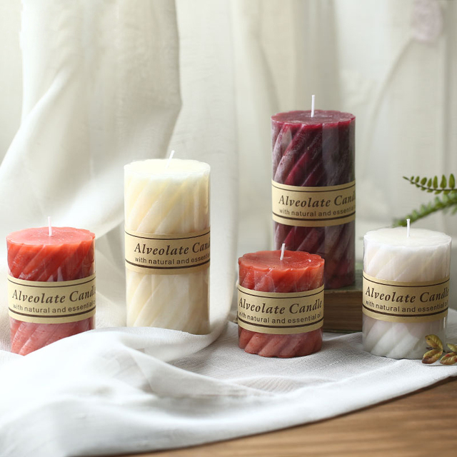 Home Furnishing Decorative Candles And Incense Candles Creative