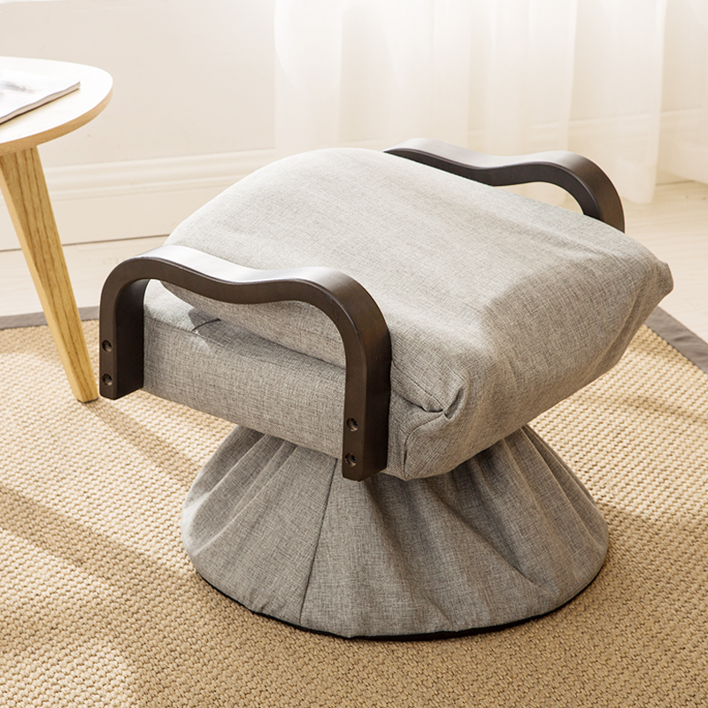 Moderne Faltbare Lounge Drehstuhl 360 Grad Umdrehung Wohnzimmer Möbel  Großen Klapp Entspannen Polster Sessel Design In Moderne Faltbare Lounge  Drehstuhl 360 ...