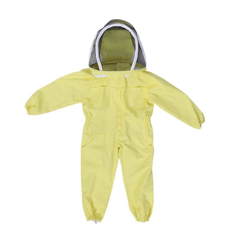 Professional Children Beekeeping Protective Suit Bee Beekeepers Bee Suit Equipment Farm Visitor Protect Beekeeping Suit