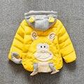 Jersey Baby Padded Coats Infant Girls Boys Winter Jacket Outerwear Reima Parka Warm Newborn Padded Coats Kids Clothes 60Z050