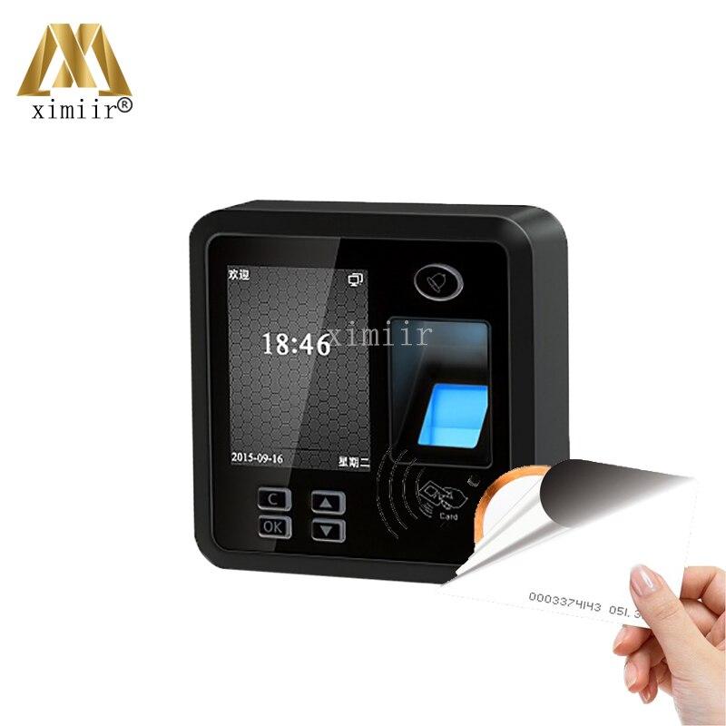 Free shipping TCP/IP RS485 Communication biometric fingerprint access control system XM28, optional ID/IC card