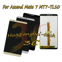 6 0 New For Huawei Ascend Mate 7 Mate7 MT7 TL10 Full LCD DIsplay Touch Screen