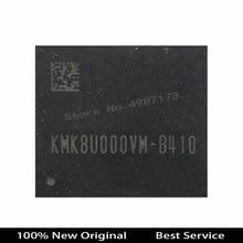 2 pcs/lot KMK8U000VM-B410 BGA EMCP 16GB Mobilephone Memory New Original KMK8U000VM-B410 In Stock