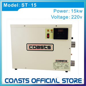 Best Selling Coasts 15KW 220-240V 50-60Hz swimming pool heater,spa heater with CE Certification(China)