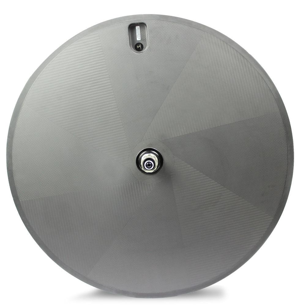 탄소 디스크 휠 세라믹 베어링 관형 경주 탄소 바퀴 일본 도레이 탄소 섬유 T700