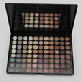 Professional 88 Color Eye Shadow Set Makeup Cosmetic Long Lasting Earth Tones Colors Matte Pearlescent Makeup Palette