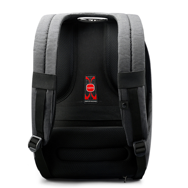 Tigernu Hard Shell Anti theft Men 15.6inch USB Recharging Laptop Backpacks Male Mochila School Bags for  boys  Casual Laptop Bag 3
