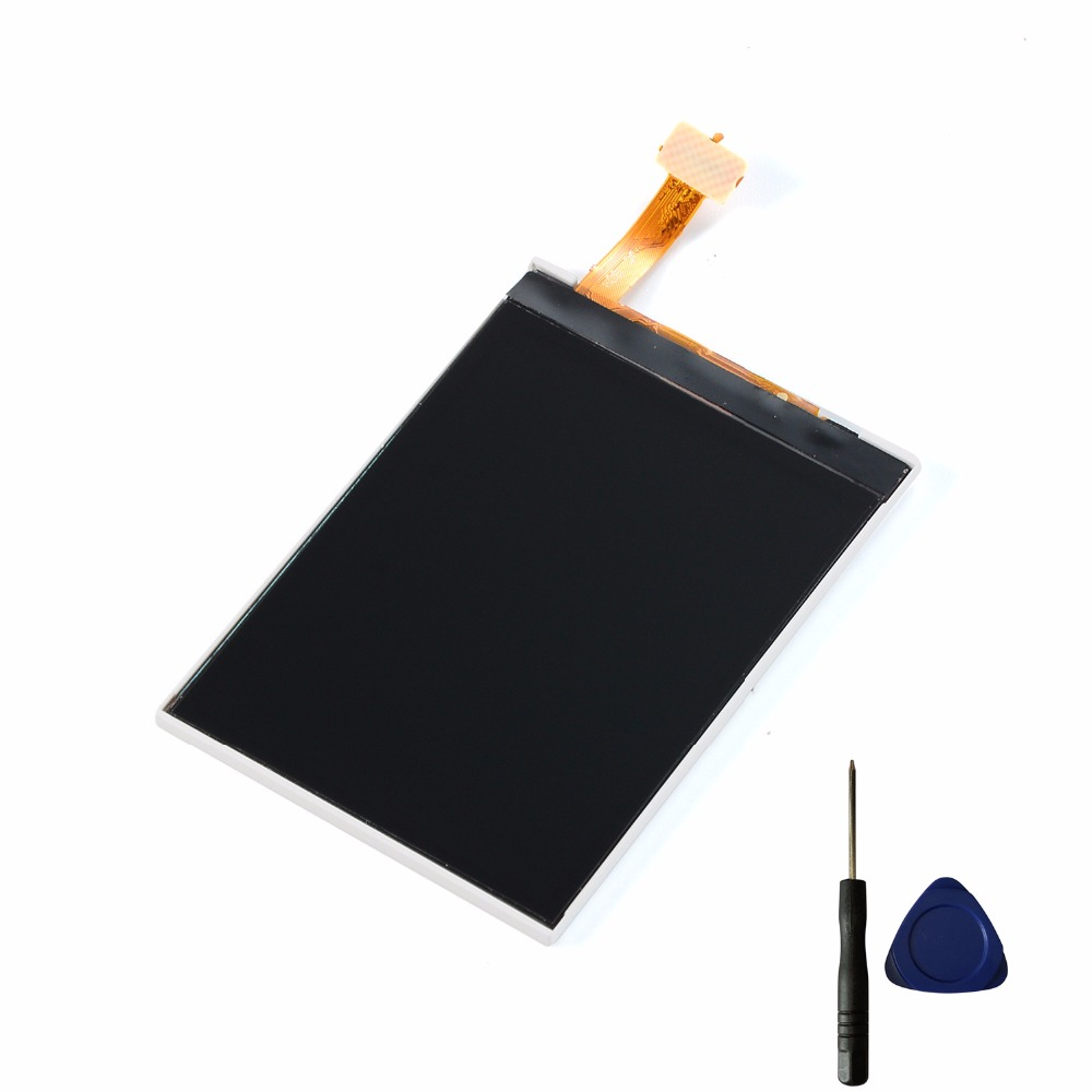 Original Phone LCD Display Screen For <font><b>Nokia</b></font> <font><b>220</b></font> N220 215 N215 M-969 RM-969 RM-970 RM-971 RM-1125 LCD + tools image
