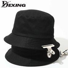 Los hombres de verano sol gorra triste niños playa BTS cubo sombrero Panamá  dos Reversible unisex de moda sombrero de cubo Bob t. ee4a5176af0