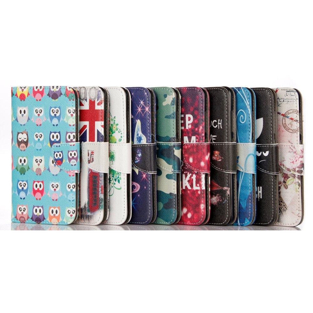 for Sony Xperia XZ Premium Case Cover Wallet Cartoon Owl PU Leather Flip Phone Cases for Sony XZ Premium XZP 5.5 Coque Fundas