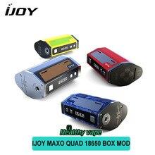 D'origine IJOY MAXO QUAD 18650 TC 315 W BOÎTE MOD W/O Batterie
