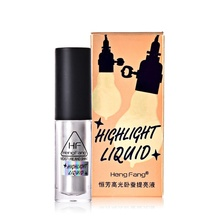1pcs Makeup Highlight Silkworm Extract Liquid Lasting Concealer Brighten Face Shimmer Liquid Cosmetic xgrj