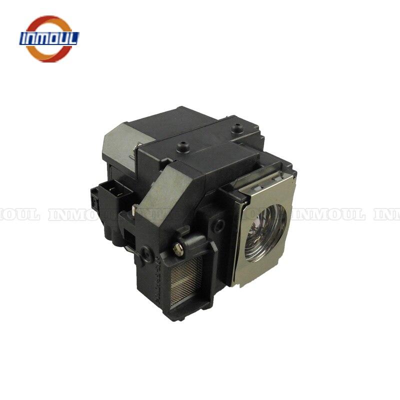 PowerLite HC 705HD / 79 / S7 / S8 + / W7 / H309A / H309C / H310C / H311B / H311C 용 Inmoul 교체 프로젝터 램프 EP54