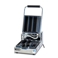 electric commercial Sandwich Maker Machine Stainless Steel Puff pastry machine Western restaurant cake house snack food machine