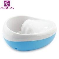KADS Elektrische Manicure Nail Bubble Spa Bowl voor Manicure Groothandel 220V--240V + GRATIS SCHIP