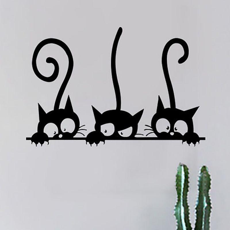 Cats Wallpaper Cartoon Fitrinis Wallpaper
