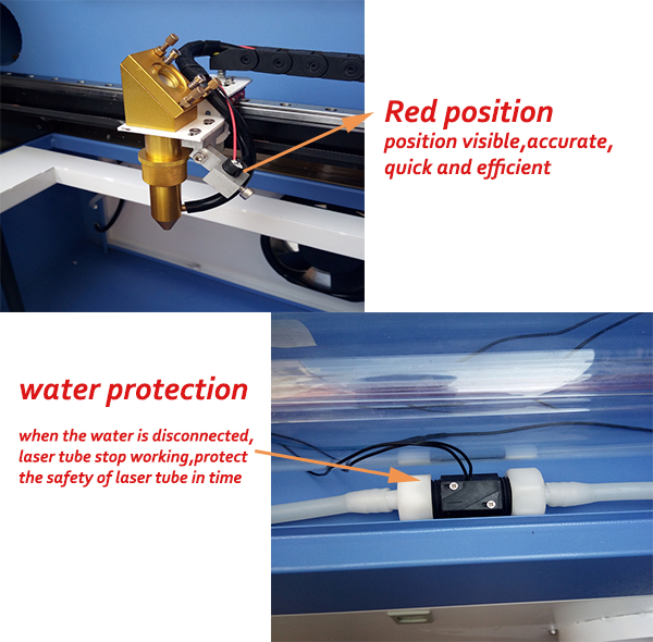 Laser Marking Machine With Digital Display And USB Cable for Cutting