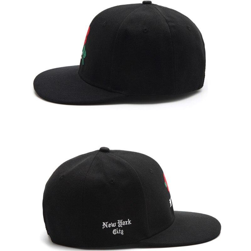 Algodón Snapback sombrero gorra de béisbol de la juventud Casual hombres  mujeres Hip Hop plana ajustable gorras de béisbol para niños y niñas hip  Hop en ... b316f361d5e