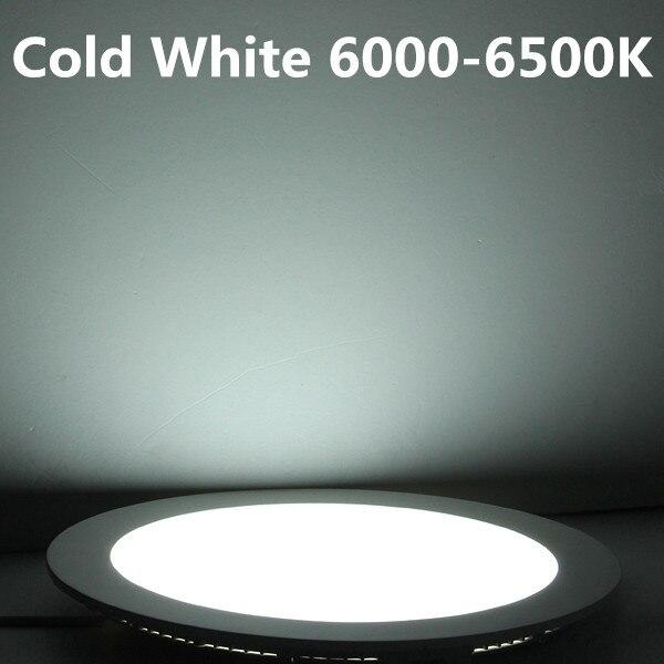 DHL Free shipping for 10pcs lot Ultra thin 25W led panel light AC85 265V Warm Natural