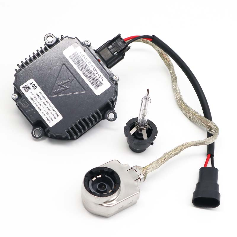 AUTO Headlighting Original Japan D2S HID Xenon OEM Matsushita ballast set (hid ballast+cable+D2 hid bulb for Mazda CX-7 Car free shipping hid xenon d2 high quality ballast 1pc power conversion ballast head light d2s d2c d2r of car light source