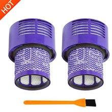 Моющиеся большой фильтр для Dyson V10 Sv12 Циклон животного абсолютная всего чистке беспроводной пылесос, заменить фильтр