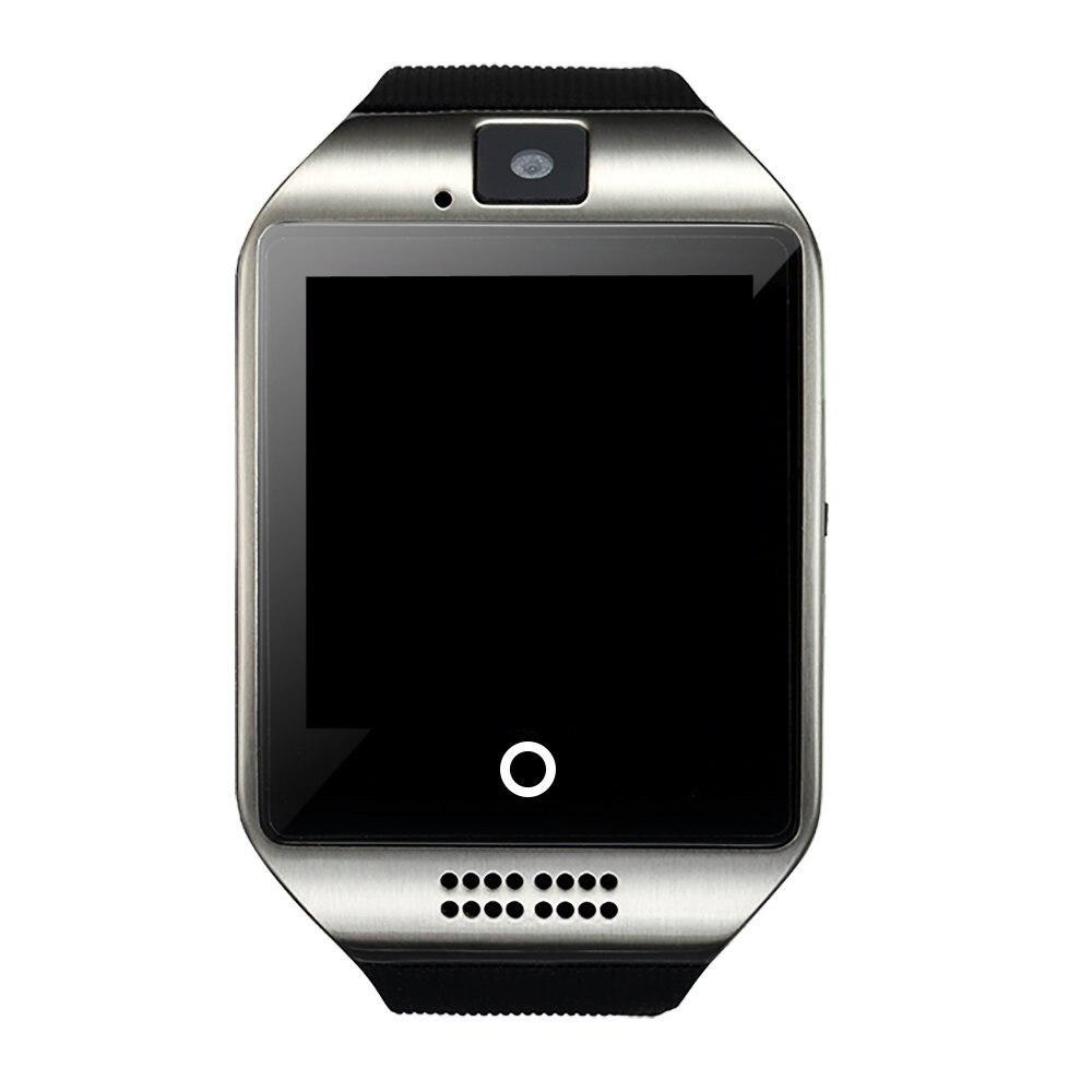 <font><b>2016</b></font> <font><b>Bluetooth</b></font> Смарт часы Q18 Водонепроницаемый Поддержка sim-карта TF Камера SmartWatch для IOS телефона Android PK q18s <font><b>U8</b></font> gv18