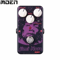 MOEN AM VB Jimi Nova VibeEffects For Electric Guitar Vibe Chorus Guitar Effect True Bypass