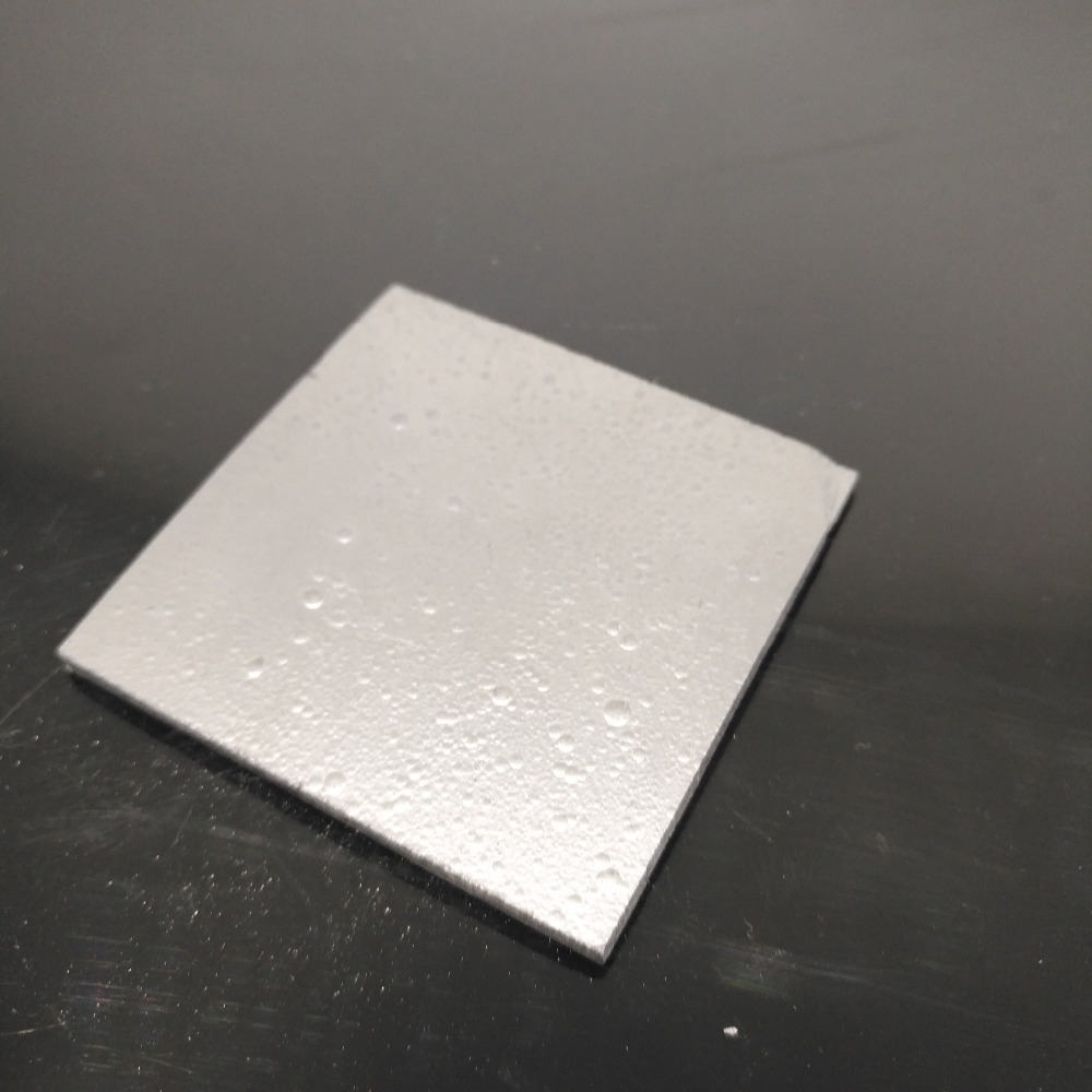50 50 1mm Pyrolytic Graphite Sheet For Magnetic Levitation In Tool