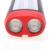 24 + 2 LED Trabalho Light Lanterna com Ímã Solar Rotating Gancho de Suspensão para Emergência Self Defense