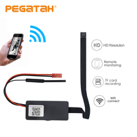 Hot1080P DIY Mini Wifi Wireless camera wifi video Sound Recording remote control Motion Detection Alarm Security Camera system