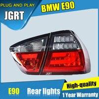 4PCS Car Styling for BMW E90 Taillights 2005 2008 for E90 LED Tail Lamp+Turn Signal+Brake+Reverse LED light