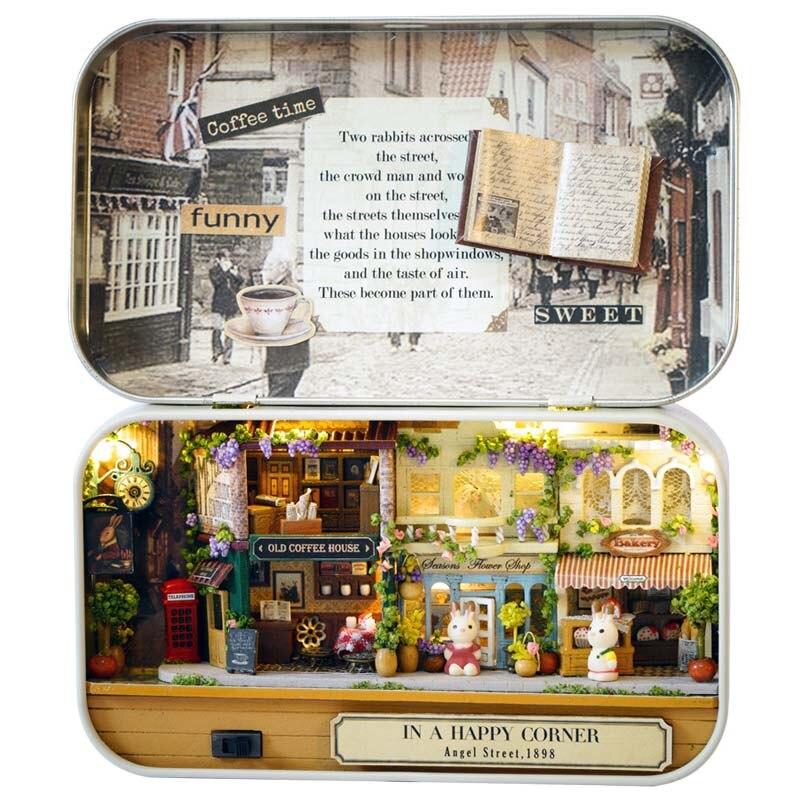 In-A-Happy-Corner-3D-Wooden-DIY-Handmade-Box-Theatre-Dollhouse-Miniature-Box-Cute-Mini-Doll-House-Assemble-Kits-Gift-Toys-1